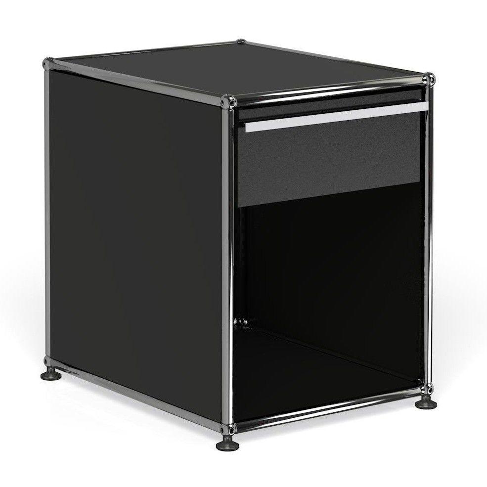 Nachttisch mit schublade  USM Nachttisch mit Schublade | USM Haller | AmbienteDirect.com