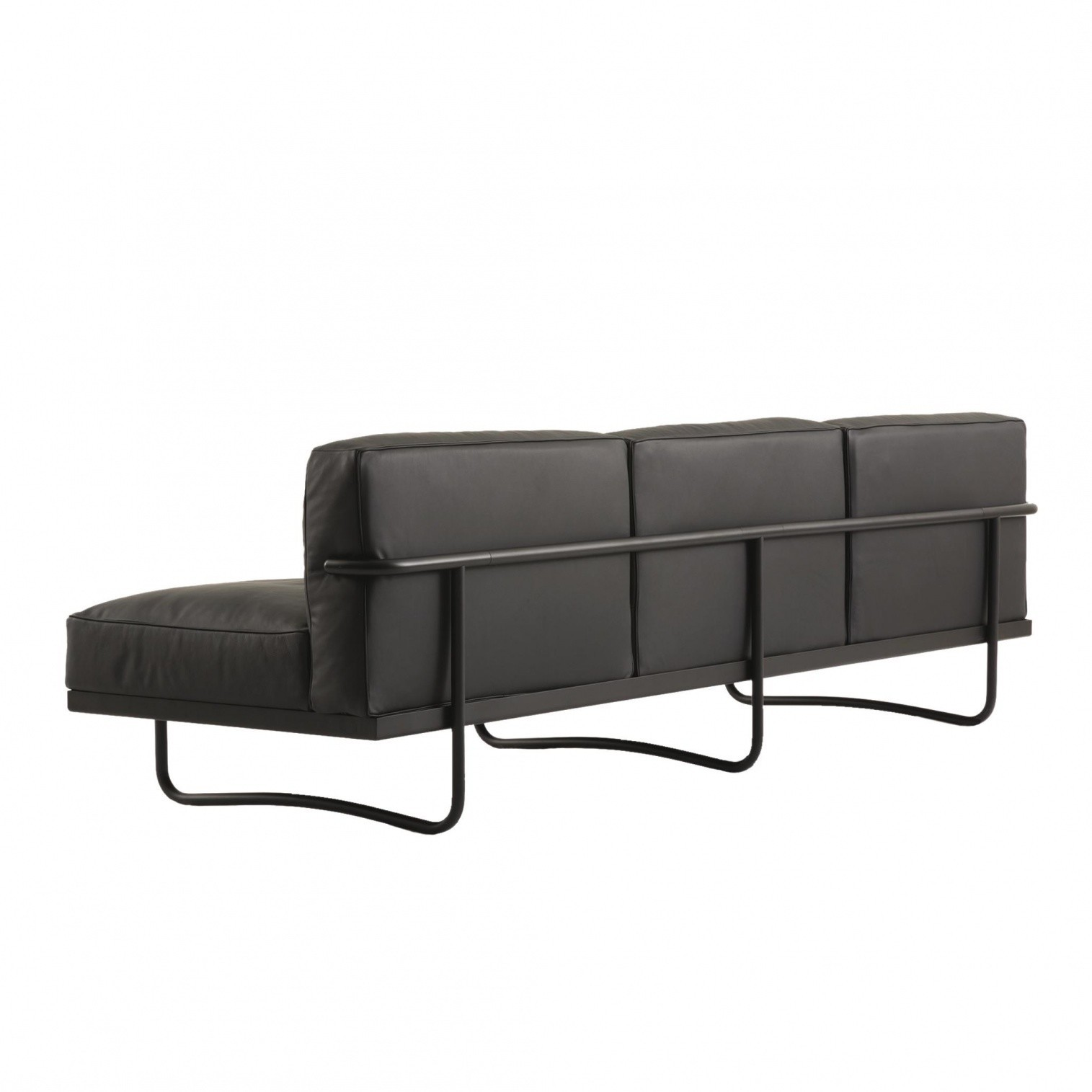cassina le corbusier lc5 - canapé 3 places | ambientedirect
