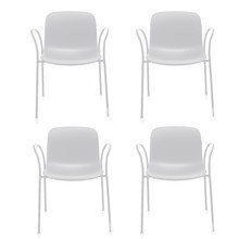 Magis - Magis Troy Armchair Outdoor Set of 4