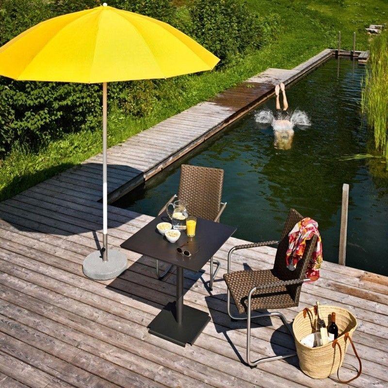 pagoden sonnenschirm rund weish upl. Black Bedroom Furniture Sets. Home Design Ideas