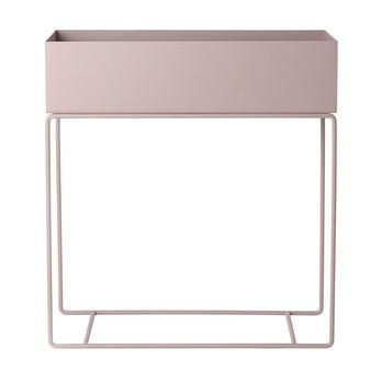 ferm LIVING - ferm LIVING Plant Box Pflanzenbehälter - rosa/60x65x25cm