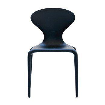 Moroso - Supernatural Stuhl - schwarz/matt/49x81x50cm