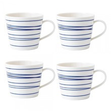Royal Doulton - Pacific Lines Tasse 4er Set