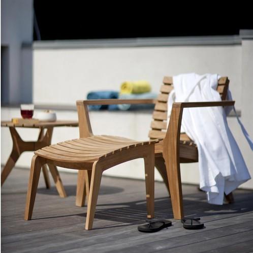 Skagerak - Regatta Lounge Gartenstuhl