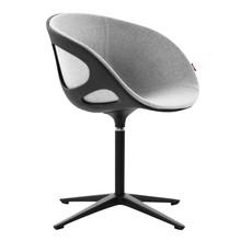 Fritz Hansen - Chaise pivotante Rin™ HK10 rembourrée
