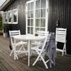 Skagerak - Selandia Gartenstuhl - weiß/Einzelstück - nur einmal verfügbar!