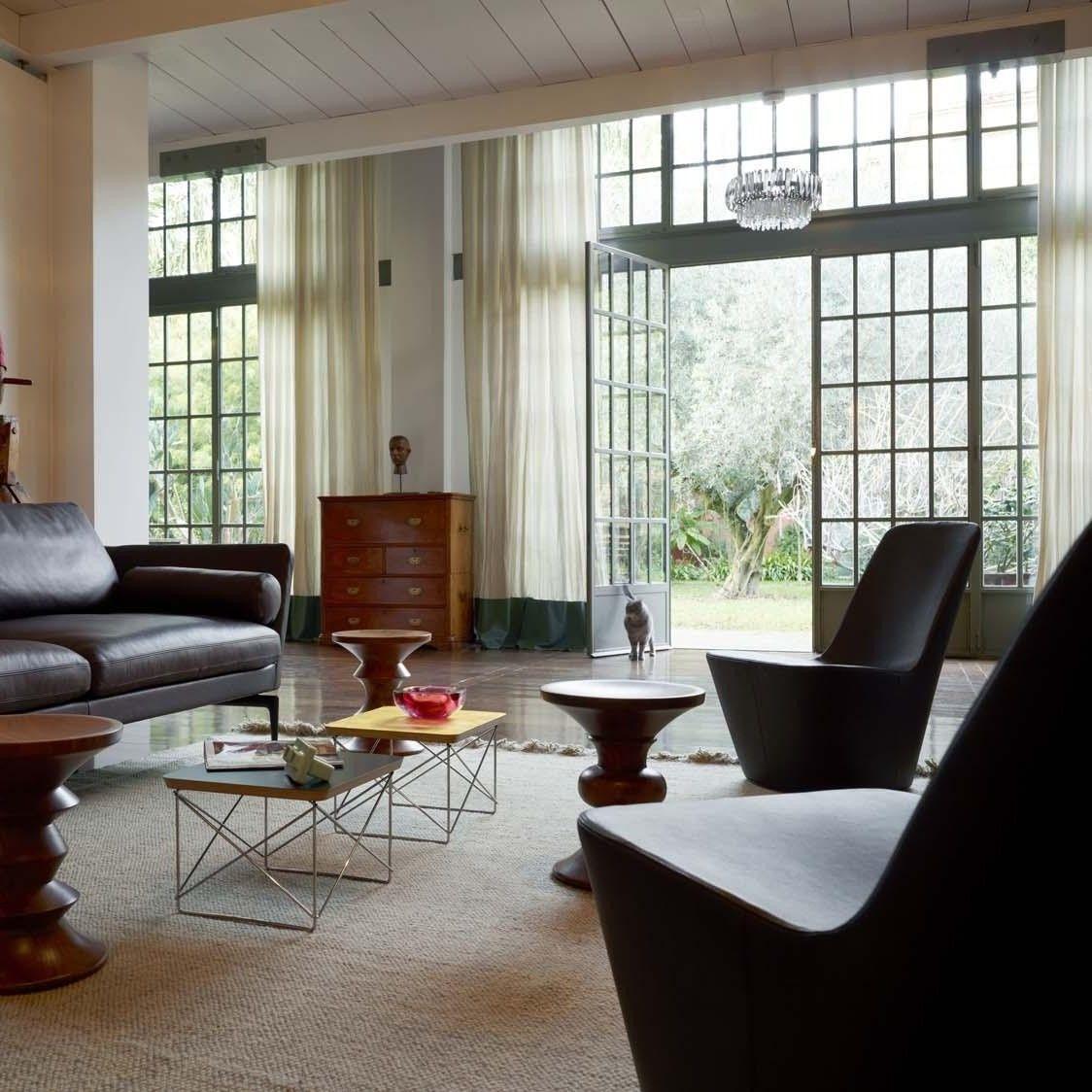 monopod fauteuil vitra. Black Bedroom Furniture Sets. Home Design Ideas