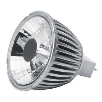 - LED 12 V GU5.3 MR16 Spot 4,5W 24° - transparent