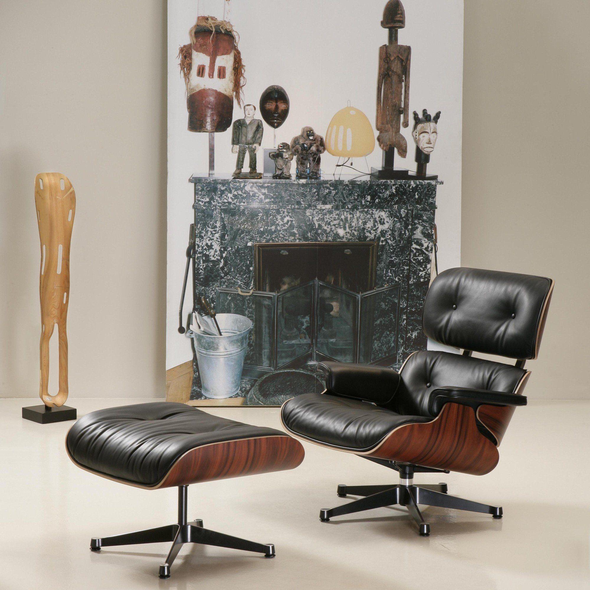 Bon ... Vitra   Eames Lounge Chair Ottoman ...