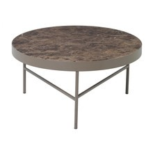 ferm LIVING - Table basse grand Marble