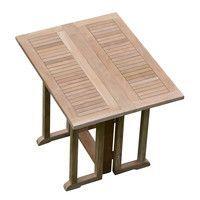 Jan Kurtz - City Folding Table/Balcony Table