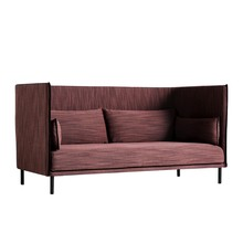 HAY - Silhouette 2 Seater Sofa High Backrest