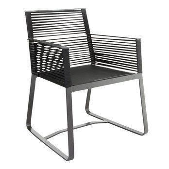 Landscape - Chaise de jardin avec accoudoirs | Kettal ...