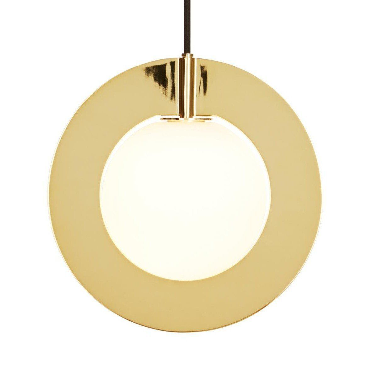 Tom Dixon Plane Round Suspension Lamp | AmbienteDirect
