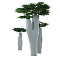 Serralunga - Missed Tree II Vase