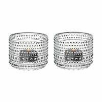 iittala - Kastehelmi Tealight Holder Set
