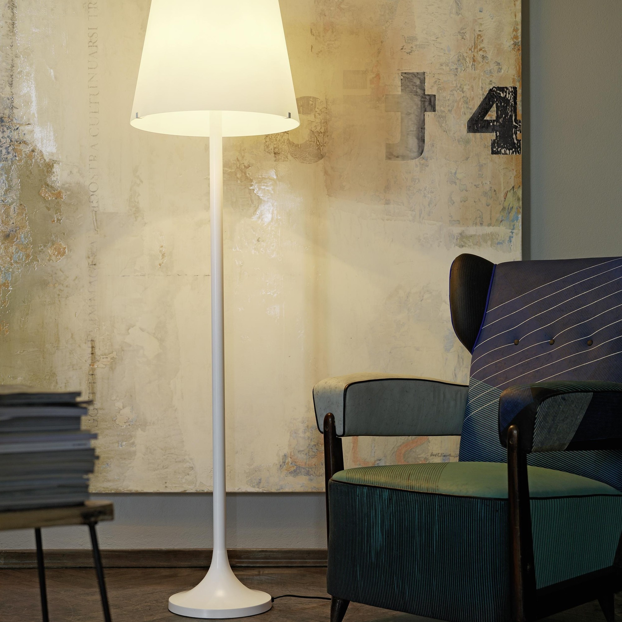 Fontana Arte Lumen Floor Lamp Ambientedirect 15 Hour Fader Sunset
