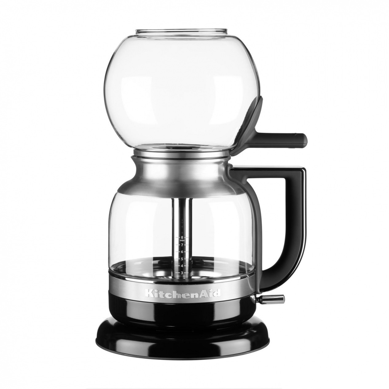 Kitchenaid Artisan 5kcm0812ob Siphon Coffee Maker Ambientedirect