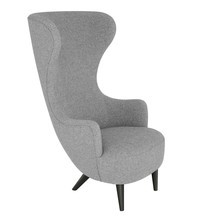Tom Dixon - Wingback Chair Ohrensessel