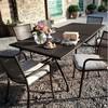 emu - Athena Gartentisch ausziehbar 160x90cm