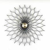 Vitra: Hersteller - Vitra - Sunflower Clock Nelson Wanduhr