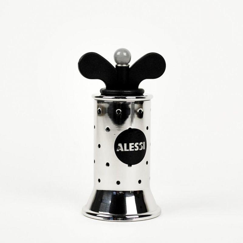Alessi 9098 moulin poivre alessi - Bouilloire electrique alessi ...