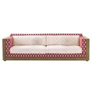 Moroso - Karmakoma Sofa 3 Sitzer