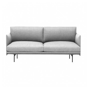 Muuto Outline Sofa 2 Seater Ambientedirect