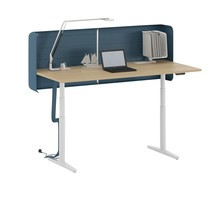 Vitra - Tyde Office Table Height Adjustable 160x80cm