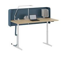 Vitra - Tyde höhenverstellbarer Schreibtisch 160x80cm