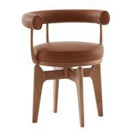 Cassina - Indochine Swivel Chair