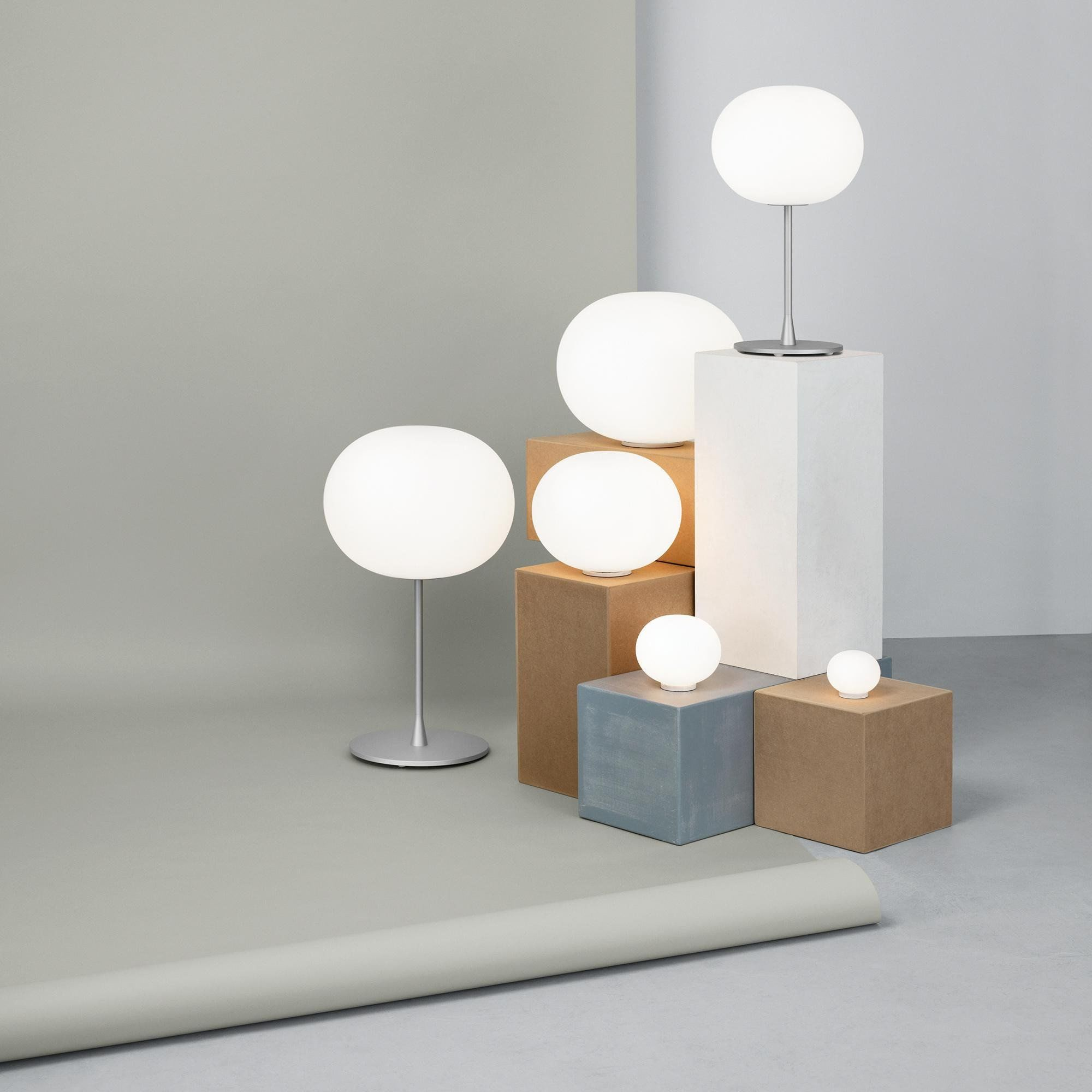 ... Flos   Glo Ball T1 Table Lamp