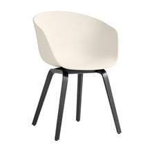 HAY - About a Chair AAC 22 Armlehnstuhl Eiche schwarz