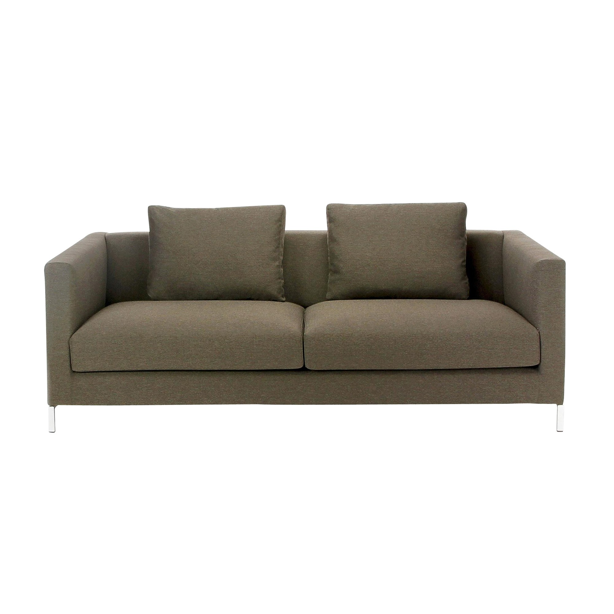 Adwood Cube Sofa 3 Seater Couch 202x92cm