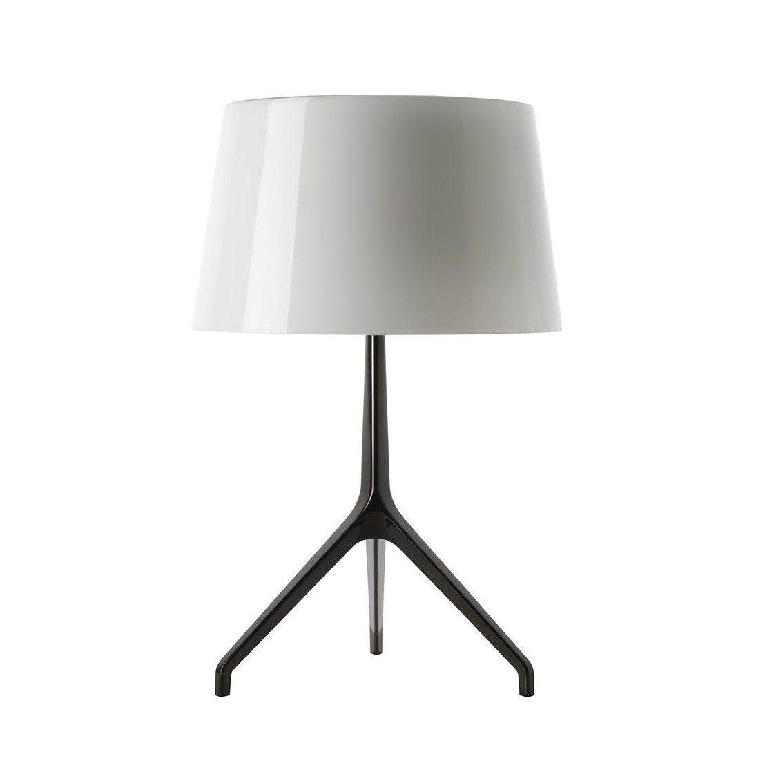 Lumiere xxs chrome table lamp foscarini - Foscarini lumiere table lamp ...