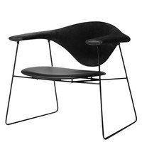 Gubi - Gubi Masculo Lounge Chair