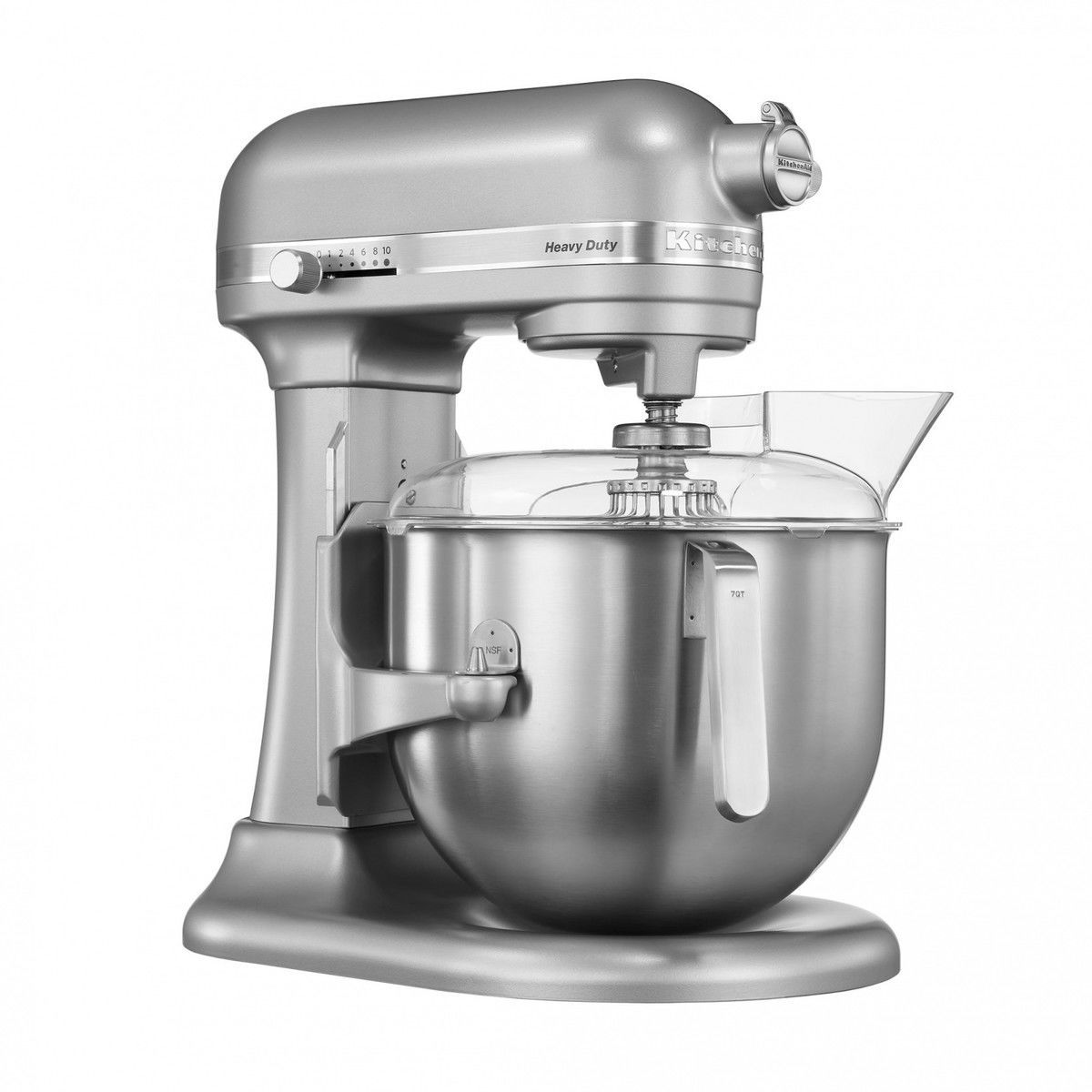 kitchenaid küchenmaschine heavy duty 1.3 hp