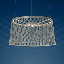 Foscarini - Twice as Twiggy Grid LED-Suspension de jardin