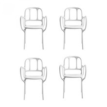 Magis - Milà Outdoor Armchair Set of 4