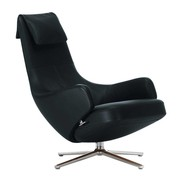 Vitra - Repos Lounge Chair Leather