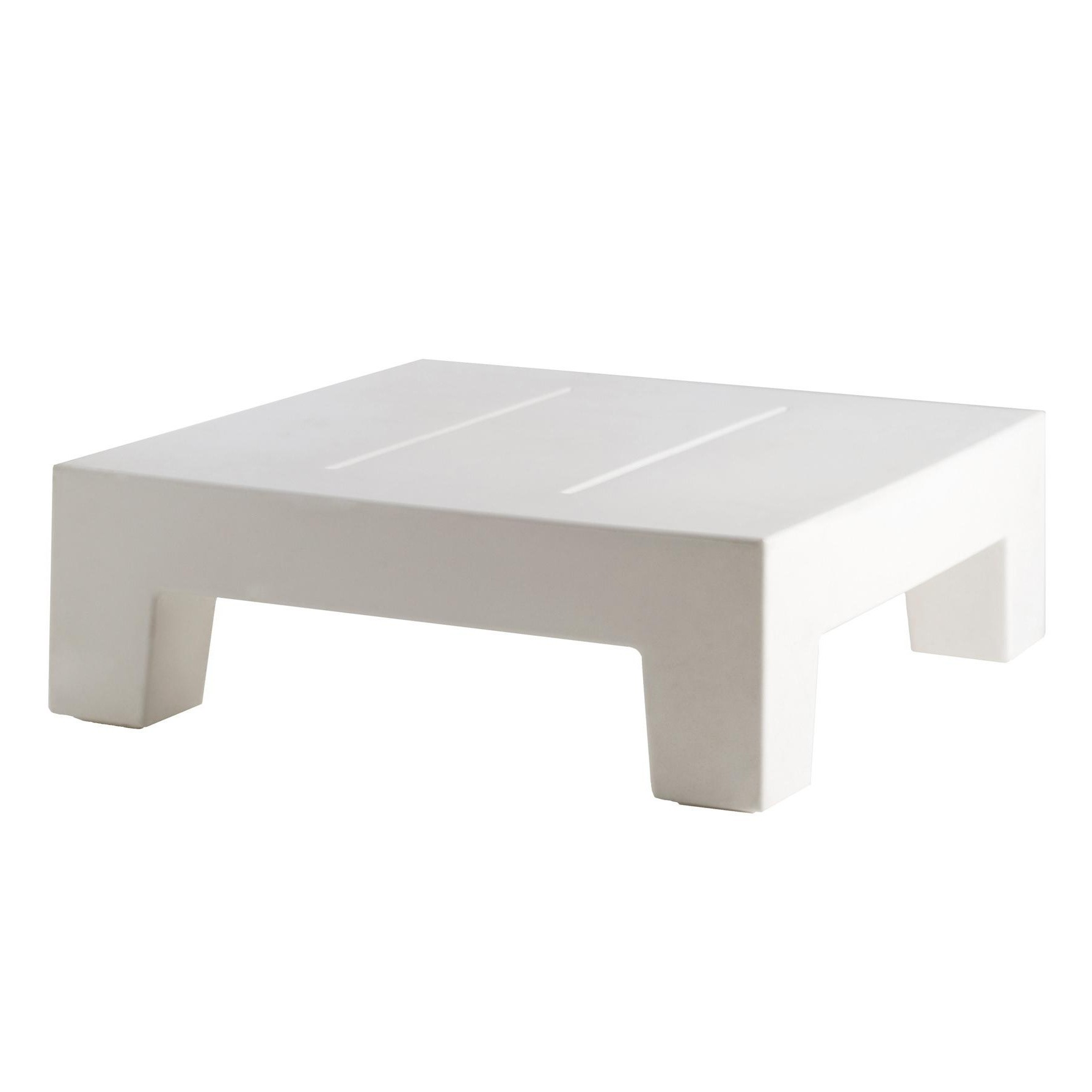 Vondom jut side table 60 ambientedirect