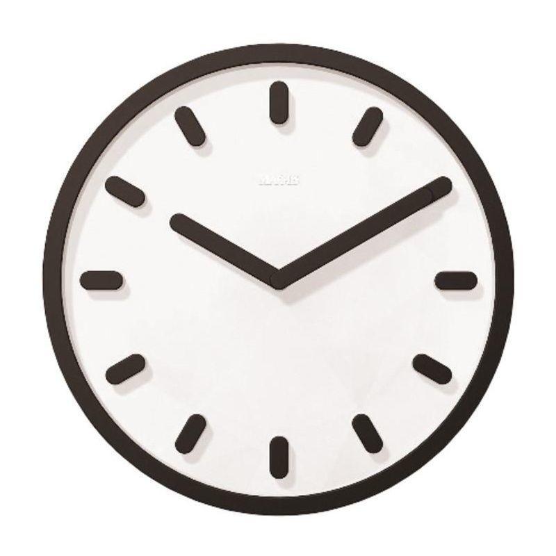 Tempo wall clock magis for Horloge eames