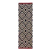 Nanimarquina - Mélange Pattern 1 Kilim Wollteppich / Läufer