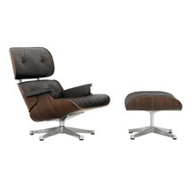 Vitra - Eames Lounge Chair Sessel & Ottoman