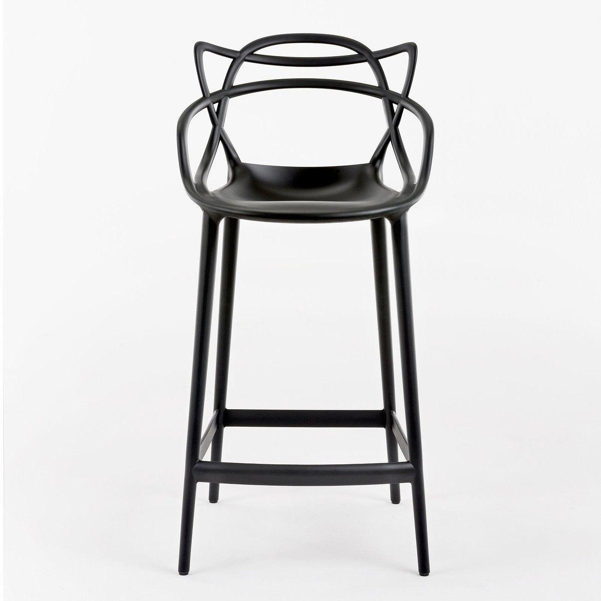 masters tabouret de bar 99cm kartell. Black Bedroom Furniture Sets. Home Design Ideas
