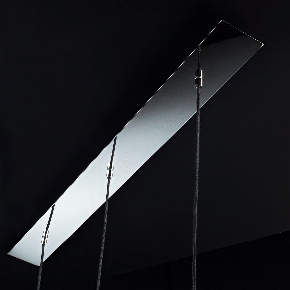 Pipe 3 led suspension lamp decor walther ambientedirect com - Decor Walther Pipe 3 Led Suspension Lamp