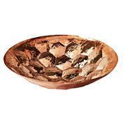 Tom Dixon - Hex Bowl L - copper/Ø 38cm