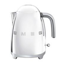 Smeg - KLF03 Wasserkocher 1,7L Metallic