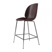 Gubi - Beetle Counter Chair Barhocker Chrom 108cm