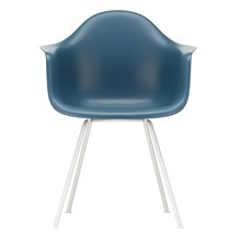 Vitra - Eames Plastic Chair DAX Gestell weiß
